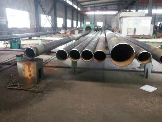 作气体输送用螺旋焊管今日价格