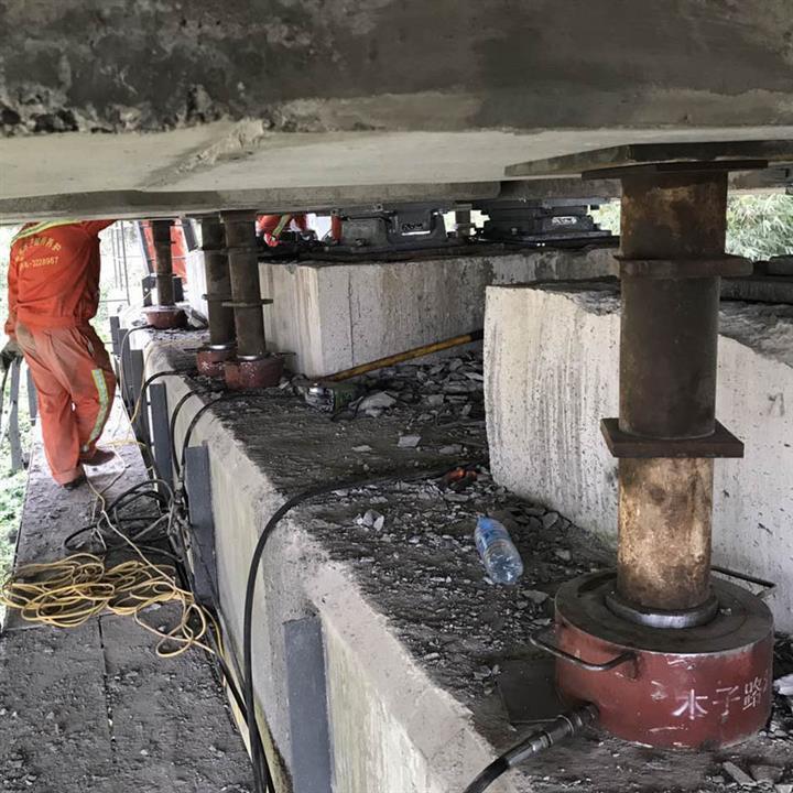 详解河北石家庄桥梁支座更换垫石修复——生产工艺