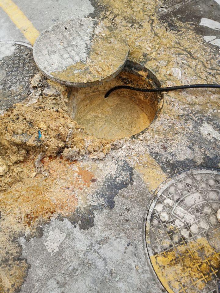 湖塘街道污水管道高压清洗联系方式