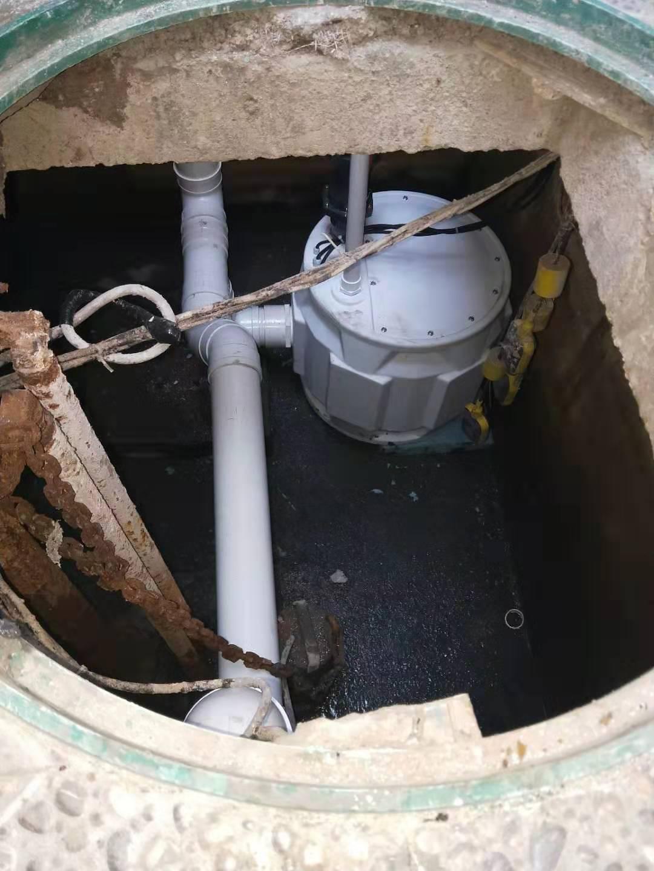 佳木斯同江提升泵