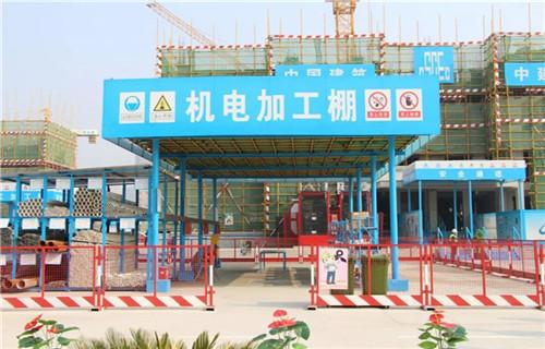 芜湖安全通道防护棚-卸料平台专业生产厂家