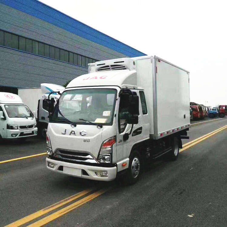江西省赣州市10吨冷藏车江淮4米2冷藏车报价合理的