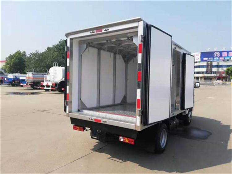 驻马店市福瑞卡冷藏车8吨冷藏车如何选择