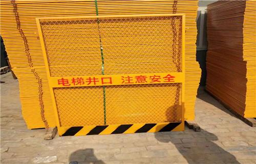 咨询:山西临汾施工电梯防护门品质优良