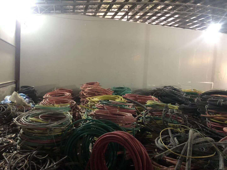 东莞谢岗二手电缆专业回收价格