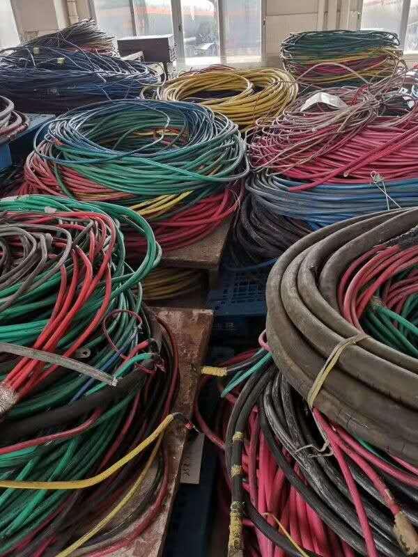 赤坎工地剩余电缆回收报价
