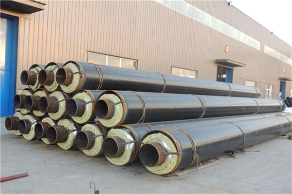 武安钢套钢直埋保温管成品报价量大优惠