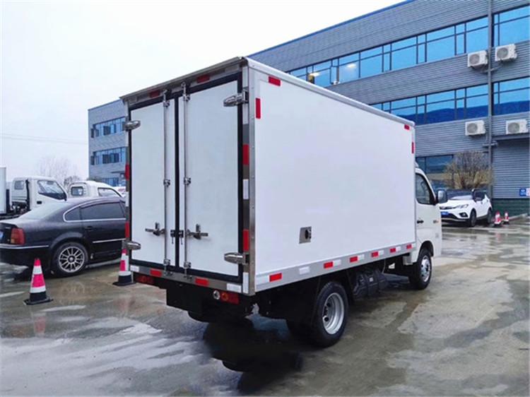 广东省珠海市12吨冷藏车五十铃冷藏车报价合理的