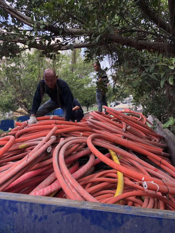 河源和平废旧电缆本地回收价格