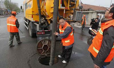 都江堰市管道坍塌检测找我们