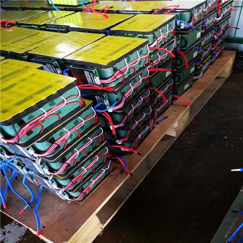 保山市报废电动汽车电池回收价格咨询