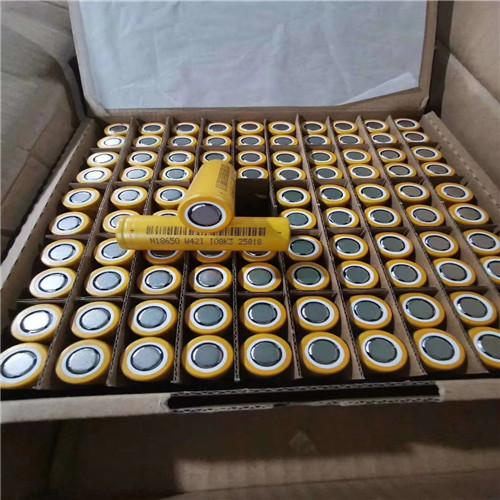 张家口市退役锂电池模组回收销毁公司