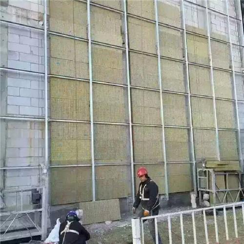 台州市天台县外墙抹灰岩棉板生产厂家