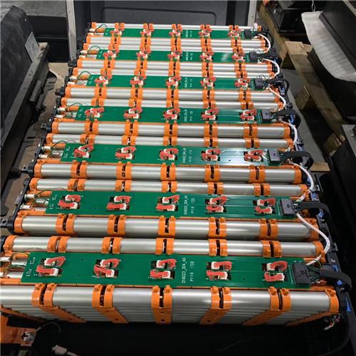 松原市报废电动汽车电池回收网站参考