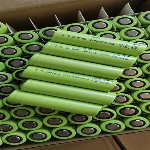 襄阳市18650电池包回收价格咨询