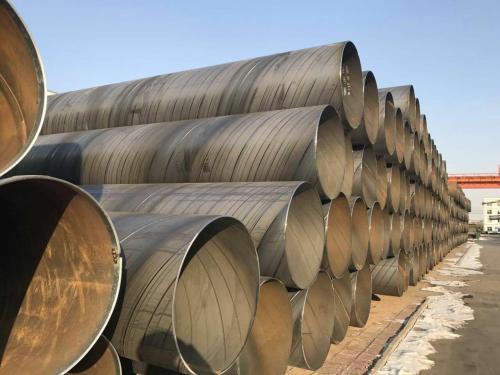百度百科:双面埋弧焊直缝钢管供应商