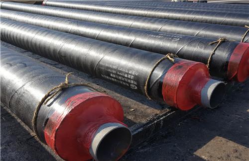 阜新城镇集中供热保温钢管焊接工艺