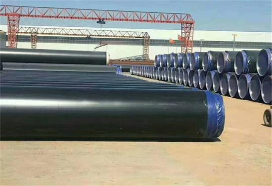 禹州钢套钢固定节保温管道持久耐用