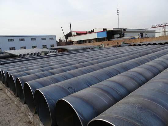 DN1600螺旋焊管_天津:制造商