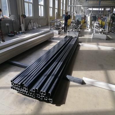 龙川PVC塑合金格栅管厂家直销