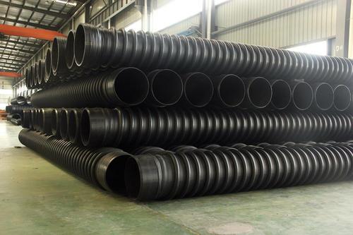 孝感聚乙烯缠绕增强管厂家安装简便