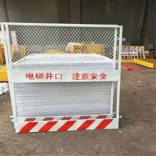 湛江施工电梯安全防护门_湛江电梯井防护门厂家