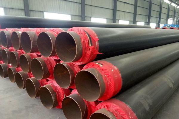 南充南部供热聚氨酯保温管预制聚氨酯蒸汽保温管核心优势