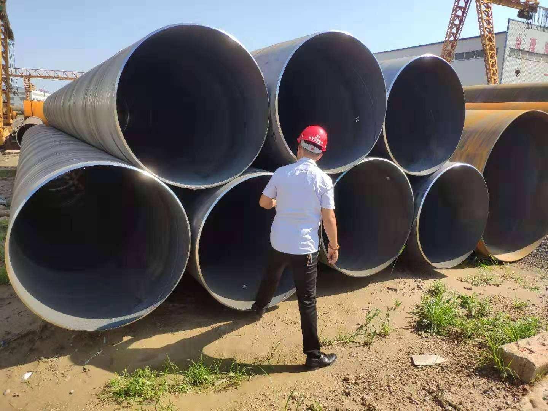 一米三自来水输送用Q235B螺旋钢管哪里好-黔南独山