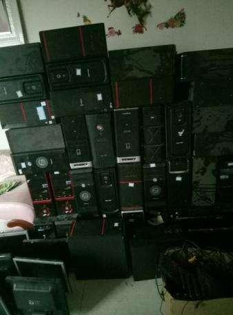珠海市金湾区回收废旧电脑结款迅速