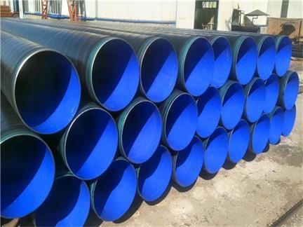 麦盖提环氧煤沥青防腐钢管给水管道一米价格