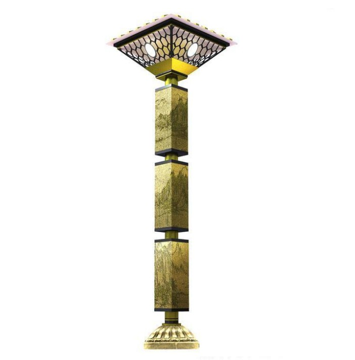 周口柱形景观灯-厂家价格表-货比三家不吃亏