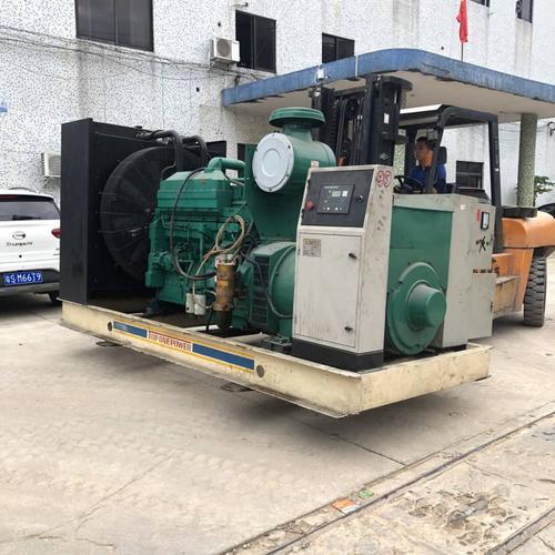东莞市高埗镇发电机回收回收公司