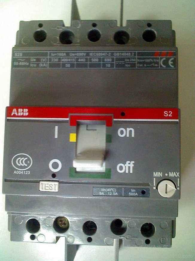 ABB双鸭山E4H4000 R2000 PR121/P-LSIG FHR NST