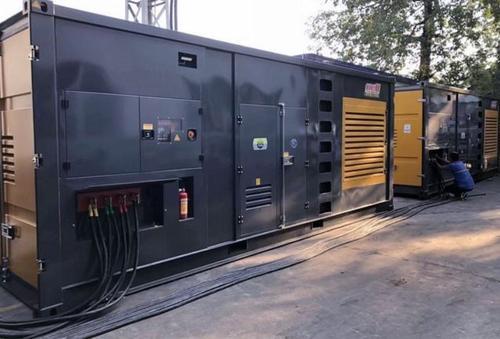 江门市开平二手劳斯莱斯发电机回收回收公司