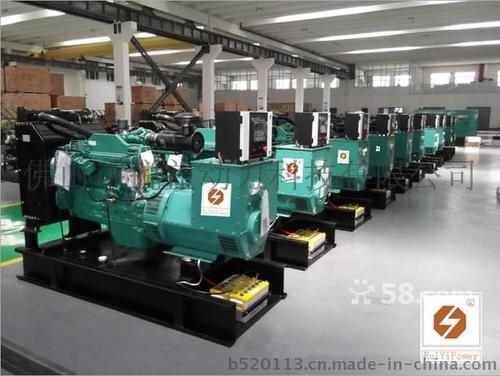 广州花都区二手箱式发电机组回收公司