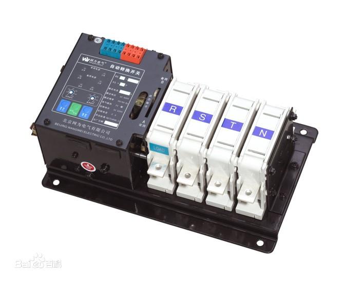 长沙FATSQ-200A/4P双电源转换开关