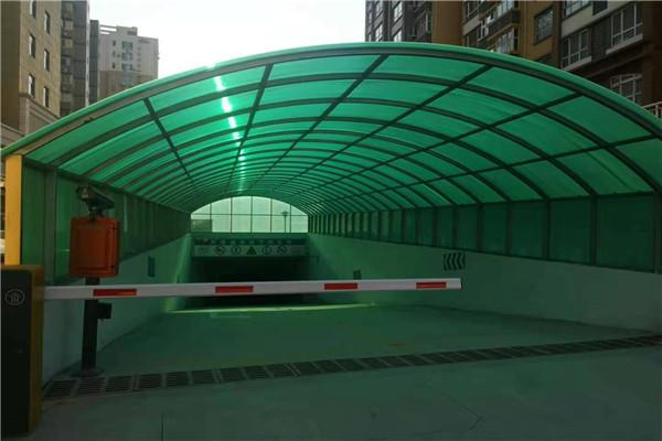 2022-郑州双层pc阳光板顶棚价格