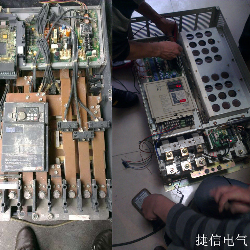 湛江普传变频器故障维修