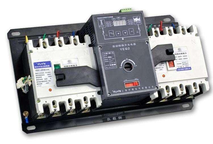 怀化双电源开关ZYQ5-3200A/4P——原装销售
