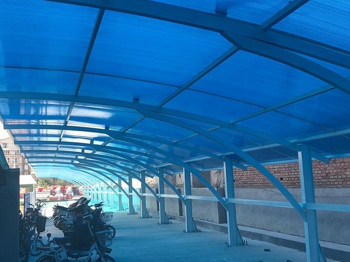 2022-怒江车棚pc阳光板当地销售-pc阳光板厂