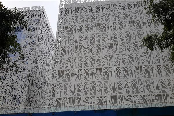 盈江镂空外墙铝板,外墙铝板雕花铝乐厂家