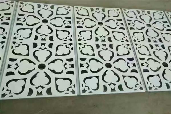 丛台区雕花铝单板5年质保生产厂家