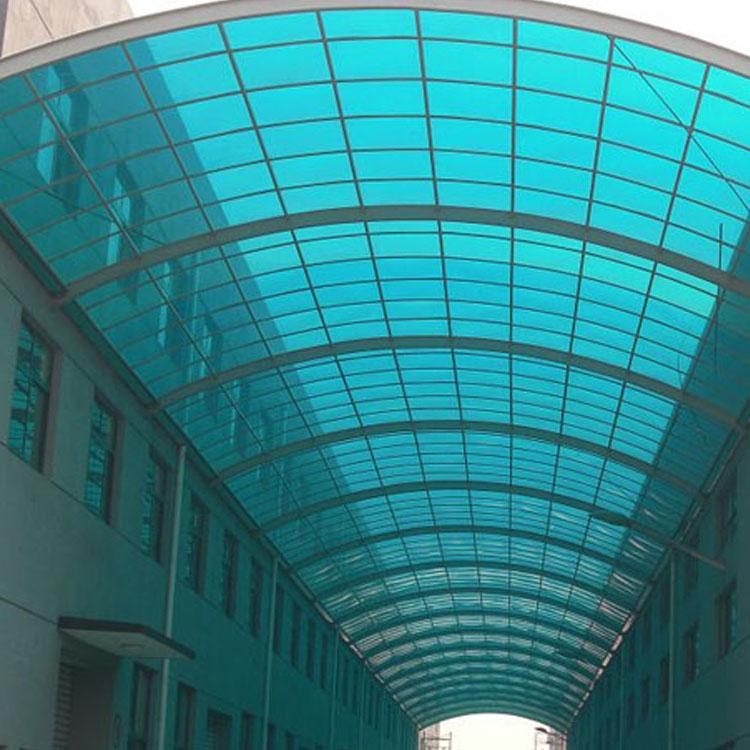 三门峡市聚碳酸酯PC阳光板生产厂家价格