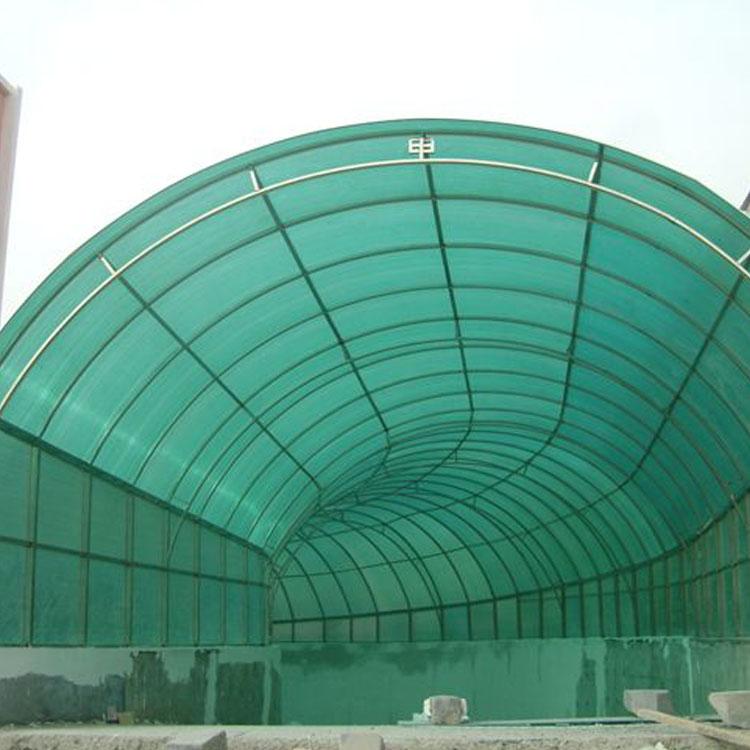 东营市采光顶棚透明阳光板厂家定尺生产