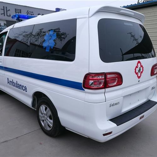 黔西南南京依维柯救护车救护车价格