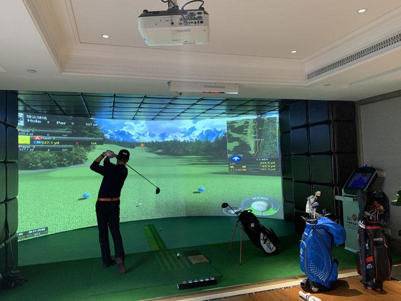 吉利5G联网高尔夫技术支持