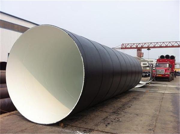 外聚乙烯内环氧树脂防腐钢管厂家泌阳