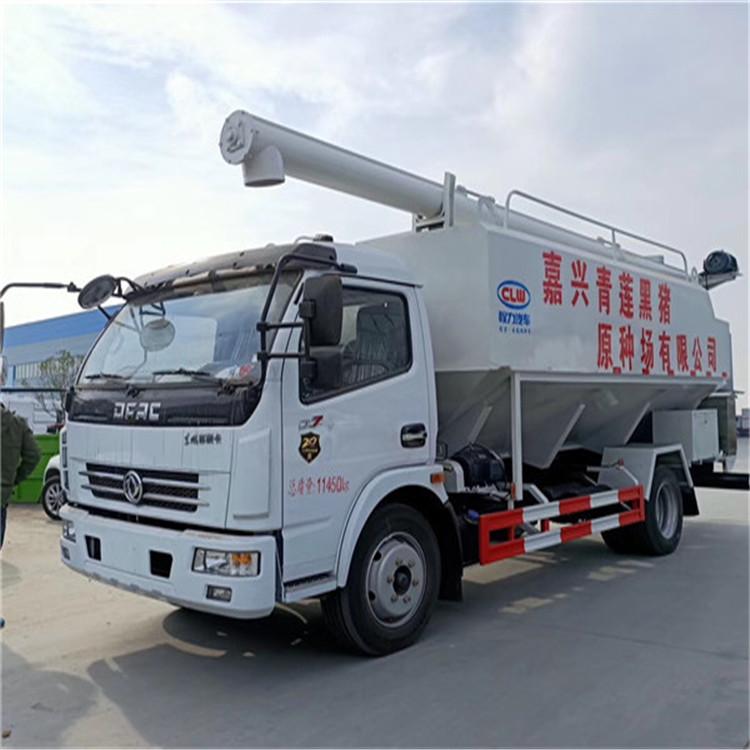拉饲料散装运输罐运输车辆大批量购买价更优质