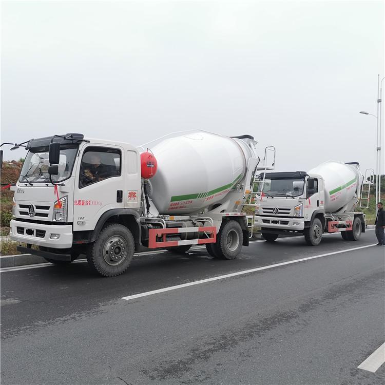 忻州市万山5.5方水泥罐车哪里有卖