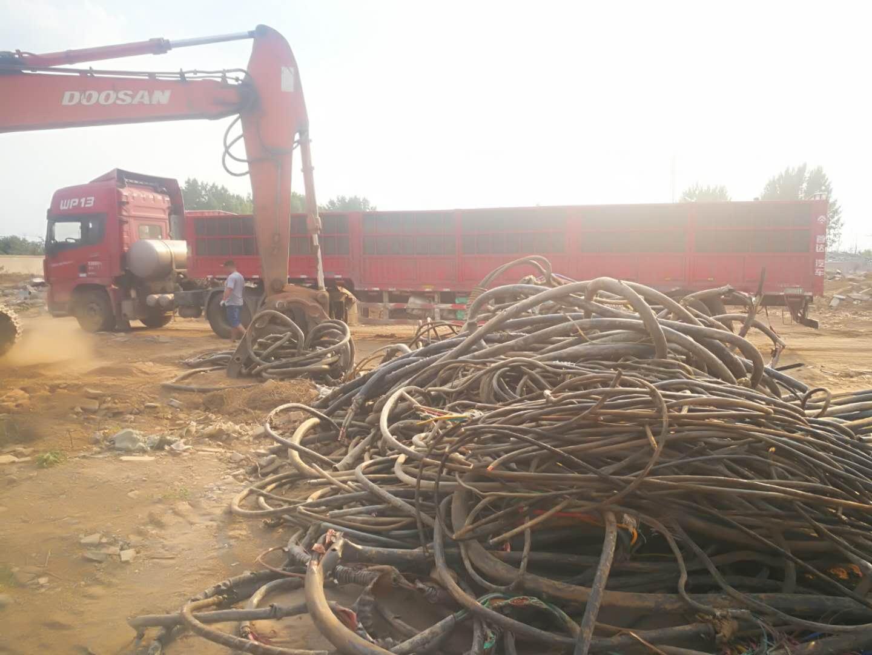 中山五桂山电缆回收回收电话